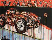 Sale 8880A - Lot 5090 - Yosi Messiah (1964 - ) - My Toy 75 x 100 cm