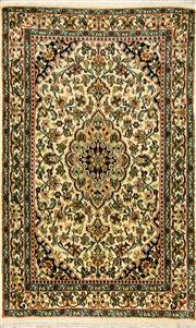 Sale 8412C - Lot 54 - Kashmiri Silk 120cm x 80cm