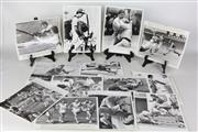 Sale 8479A - Lot 14 - Australian Mens Hockey team, Martin Hunter (Canoeing) Andrew LLoyd (5000m) and Womens Basketball team and other photographs.