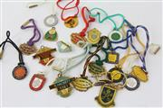 Sale 8586 - Lot 63 - Bag of Australian Turf Club Badges & Others