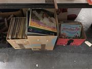 Sale 8819 - Lot 2509 - 3 Boxes of LP Records