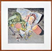 Sale 8374 - Lot 505 - Gunter Christmann (1936 - 2013) (2 works) - Untitled, 1981 49 x 49cm, each