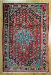 Sale 8643C - Lot 38 - Persian Tabriz 205cm x 130cm