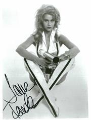 Sale 8555A - Lot 5052 - Jane Fonda Barbarella