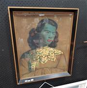 Sale 8839 - Lot 1085 - Vladamir Tretchikoff The Chinese Girl