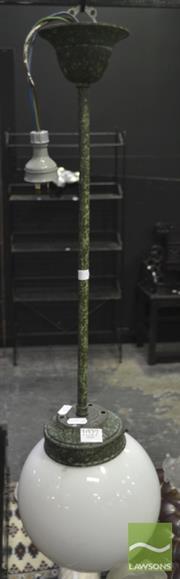 Sale 8284 - Lot 1027 - Hanging Light Fitting