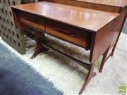 Sale 8451 - Lot 1054 - G-Plan teak sofa table