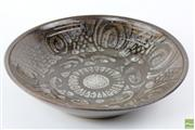 Sale 8594D - Lot 3 - Contemporary Ceramic Bowl ( Dia 30cm x H 7cm)