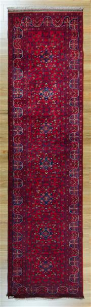 Sale 8653C - Lot 49 - Khal Mohamadi 299cm x 76cm
