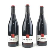 Sale 8825 - Lot 590 - 3x 2008 Escarpment Vineyard Te Rehua Single Vineyard Pinot Noir, Martinborough