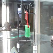 Sale 8362 - Lot 3 - Jade Pendant on Stand