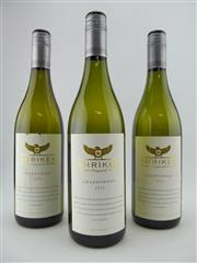 Sale 8403W - Lot 9 - 3x 2013 Shrikes Vineyards Chardonnay, SE Australia