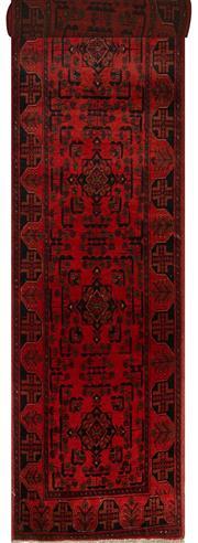 Sale 8412C - Lot 57 - Afghan Khal Mohamadi 400cm x 80cm