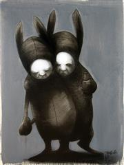 Sale 8325 - Lot 536 - Stormie Mills (1969 - ) - Untitled 122 x 91.5cm