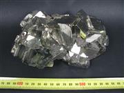 Sale 8331A - Lot 521 - Pyrite Cluster, Peru