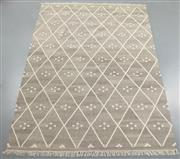 Sale 8438K - Lot 81 - Jaipur Veggie Dye Kilim Rug | 300x200cm, Pure Wool, Handwoven in Rajasthan, India with a pure NZ wool composition. Fully reversible ...