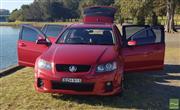 Sale 8542V - Lot 5001 - 2011 Holden 5.8L V8 SS-V Commodore VIN: 6G1EP8E20BL547812. ENG: BBC 110250074