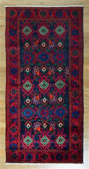 Sale 8653C - Lot 50 - Persian Baluchi 215cm x 106cm
