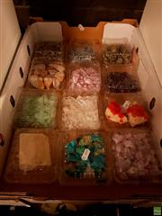 Sale 8582 - Lot 2241 - 12 Crystal Specimen Boxes