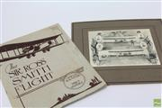 Sale 8630 - Lot 7 - The Sir Ross Smith Flight My Own Story of The Flight Pub c1919 Together With Commemorative Mounted Picture of Event