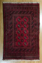 Sale 8717C - Lot 80 - Afghan Turkman 156cm x 100cm