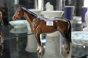 Sale 8348 - Lot 20 - Beswick Bois Roussel Horse Model 701