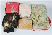 Sale 8391 - Lot 97 - Japanese Kimonos