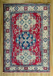 Sale 8700C - Lot 54 - Afghan Kazak 160cm x 105cm