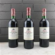 Sale 9905Z - Lot 372 - 3x 1995 Penfolds Bin 128 Shiraz, Coonawarra