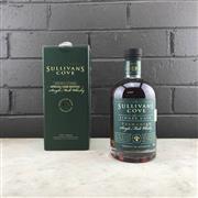 Sale 9017W - Lot 12 - Sullivans Cove Special Cask Single Malt Tasmanian Whisky - barrel no. TD0119, bottle no. 214/321, barrel date 07/07/2006, bottle d...