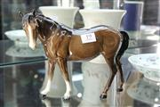 Sale 8348 - Lot 19 - Beswick Horse Head Turned