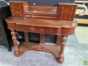 Sale 8570 - Lot 1001 - Timber Dressing Table (91 x 114 x 45cm)