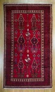 Sale 8643C - Lot 45 - Persian Shiraz 154cm x 261cm