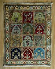 Sale 8680C - Lot 89 - Afgahn Chobi 124cm x 96cm