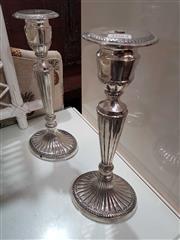Sale 8934 - Lot 1084 - Set of Four Candle Sticks