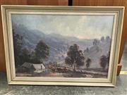 Sale 9024 - Lot 2055 - Frank Mutsaers - Rural Scene, Print