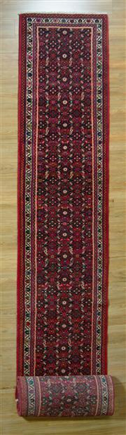 Sale 8643C - Lot 46 - Persian Husseinabad 700cm x 88cm