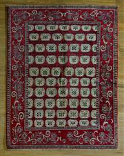 Sale 8700C - Lot 55 - Afghan Chobi 200cm x 150cm