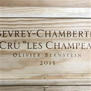 Sale 8876X - Lot 616 - 6x 2015 Olivier Bernstein Les Champeaux, 1er Cru, Gevrey-Chambertin - original timber box