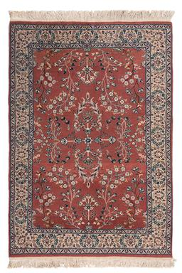 Sale 9141C - Lot 3 - PAK-PERSIAN FINE TABRIZ, 120x190CM, HANDSPUN WOOL