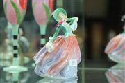 Sale 8348 - Lot 58 - Royal Doulton Figure Autumn Breeze HN1911
