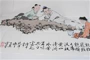Sale 8748 - Lot 73 - After Fan Zheng Work on Paper