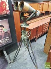 Sale 8421 - Lot 1069 - Early Japanese Military Field Binoculars