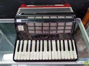 Sale 8589 - Lot 1006 - Balle Piano Accordiun (Parts Missing)