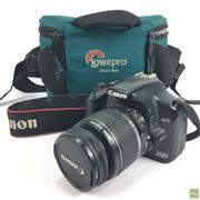 Sale 8645D - Lot 27 - Canon Eos 450D Camera