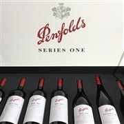 Sale 8687 - Lot 625 - 1x Penfolds Bin Range - Series 1 Presentation Pack - includes 1x 2003 Bin 28, 1x 2003 Bin 128, 1x 2003 Bin 389, 1x 2003 Bin 407, 1...