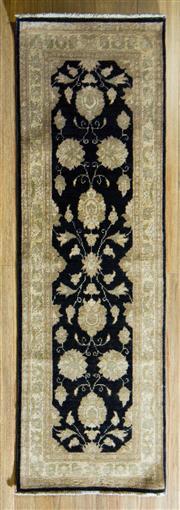 Sale 8680C - Lot 92 - Afghan Chobi Runner 188cm x 68cm