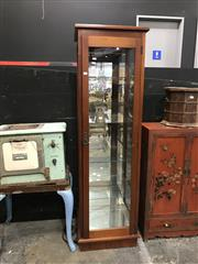 Sale 8787 - Lot 1010 - Glass Display Cabinet