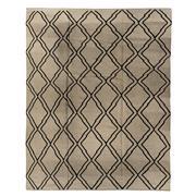 Sale 8880C - Lot 23 - Afghan Moorish Tile Flatweave Carpet, 311x247cm, Handspun Ghazni Wool