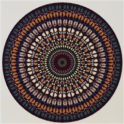 Sale 9174JM - Lot 5002 - DAMIEN HIRST (1965 - ) Mandala giclee 116.5 x 116.5 cm (frame: 118 x 118 x 4 cm) unsigned